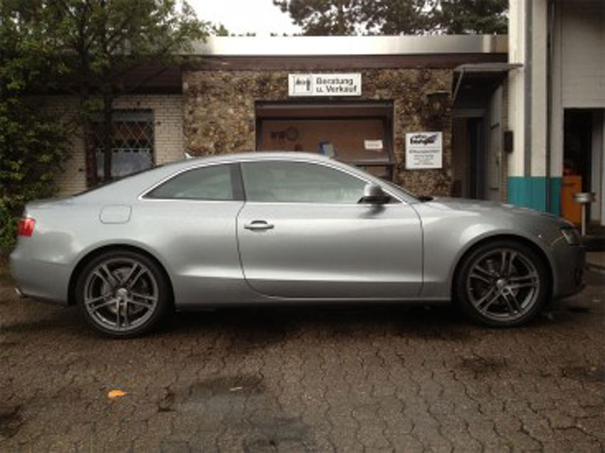 AUDI A5 - 19 Zoll Wheelworld WH10