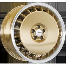 Ronal R50 7.5x16 gold hornkopiert