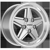Ronal R9 7.0x15 silber hornkopiert